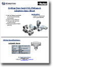 Exotic Fittings Spec Sheet PDF