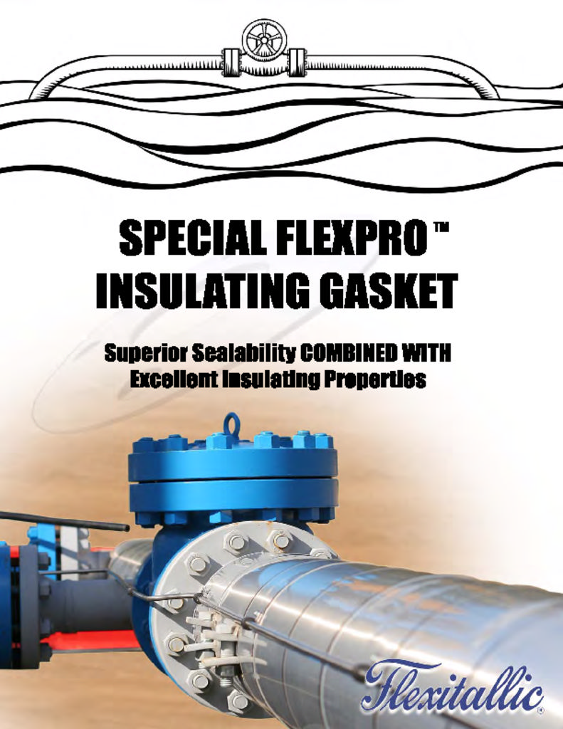 Flexitallic Flexpro Insulating Gasket