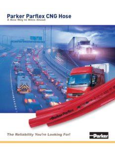 Parker Parflex CNG Hose 4660-CNG