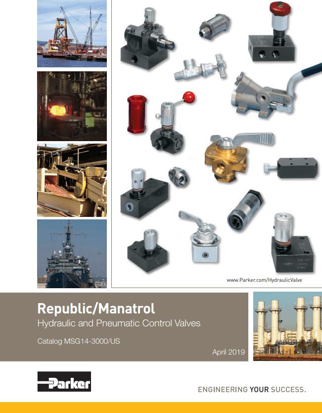 Parker Republic Manatrol – MSG14-3000 US