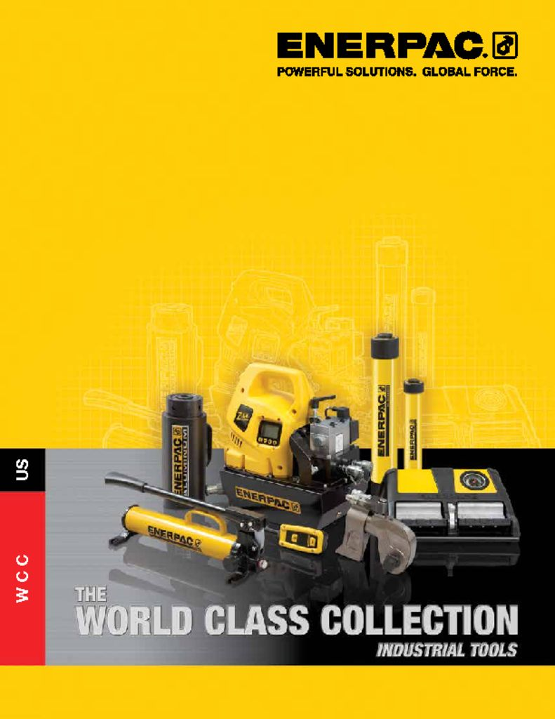 Enerpac World Class Collection