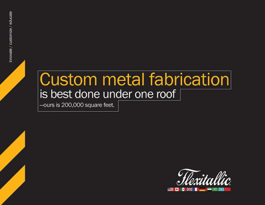 Flexitallic Custom Metal Fabrication