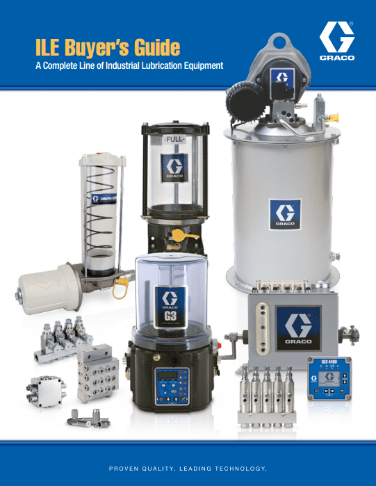GRACO Industrial Lubrication Buyers Guide