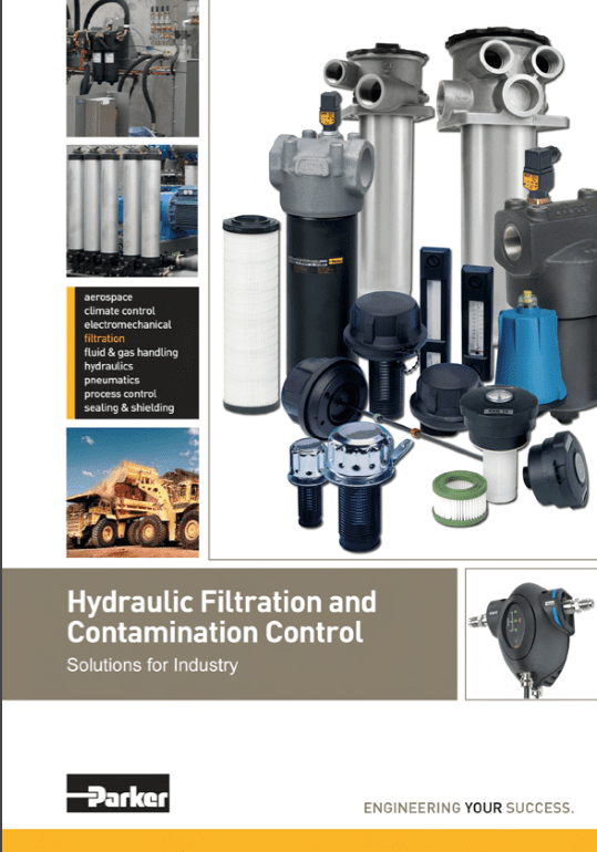 Parker Hydraulic Filtration and Contamination Control