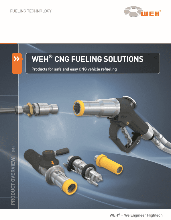 WEH Fueling Technologies for Alternative Gas