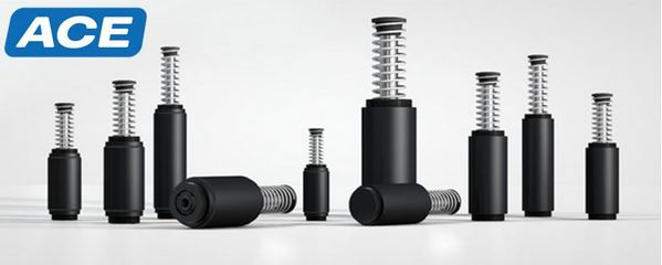 ACE Controls Heavy Industrial Shock Absorbers