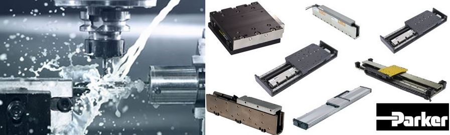 Linear Motor Solutions from Parker Electromechanical