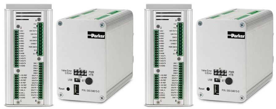 Parker Introduces New EC02 Digital Electronic Control Module