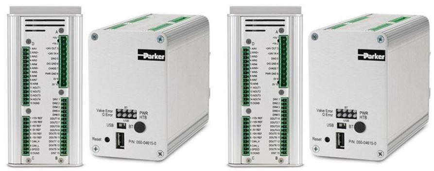 Parker Introduces New EC02 Digital Electronic Control Module