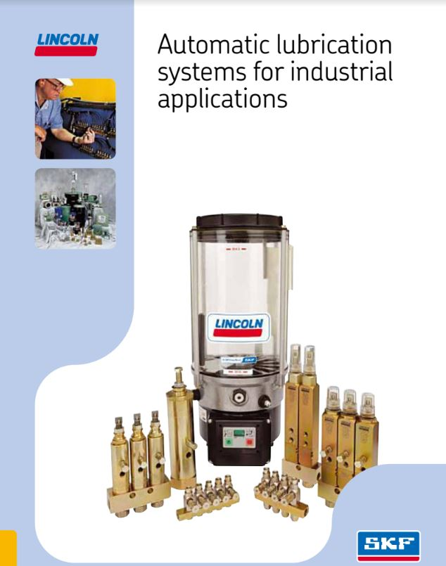 Automatic Lubrication Systems for Industrial Applications