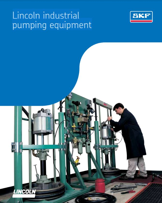 Lincoln Industrial Pumping Equipment
