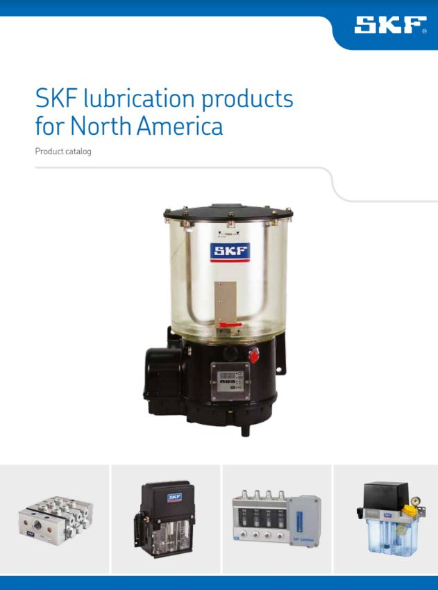 SKF Lubrication Products for North America