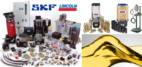 Exotic is now an SKF / Lincoln Distributor!