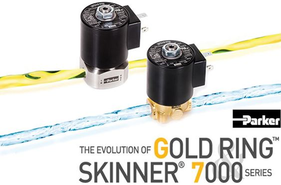 Parker G7 Series – The Next Generation of Solenoid Valves