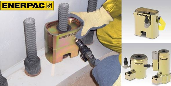 Enerpac New Hydraulic Bolt Tensioners