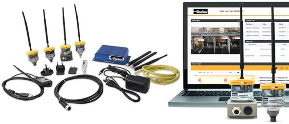 Now Available! Parker SensoNODE Starter Kits