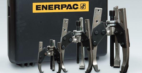 Enerpac Sync Grip Puller Set