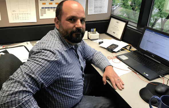 Meet Mike Page: Lubrication Product Manager