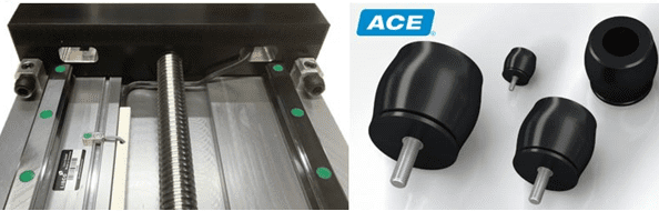 ACE Profile Dampers Protect Motion Systems