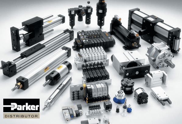 We are now a Full-Line Parker Pneumatic Distributor!