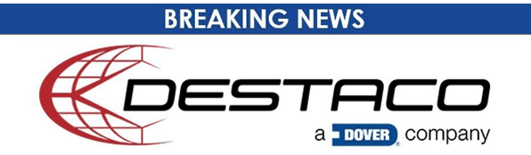 Sidener Engineering is now an Authorized DESTACO Distributor!