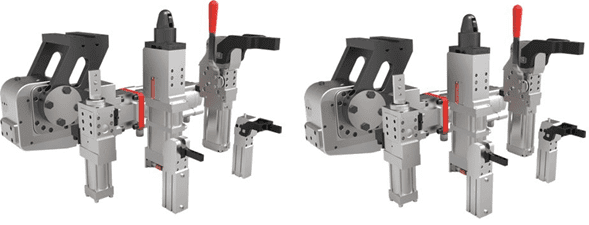 Power Clamping & Locating