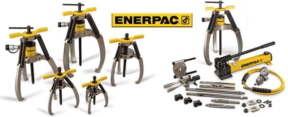Enerpac LG-Series Lock-Grip Pullers