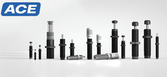 ACE Controls Miniature Shock Absorbers