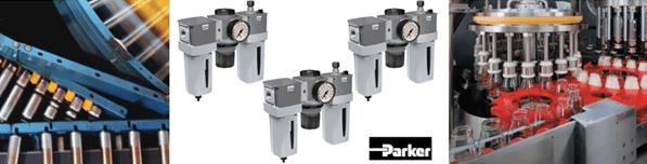 Parker P31/P32/P33 Global FRLs