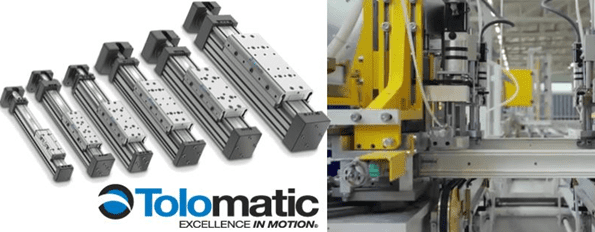 Tolomatic MXE-S Screw Actuators
