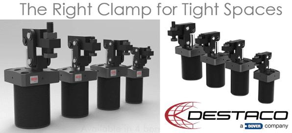 DESTACO 8700 Pneumatic Lever Clamp
