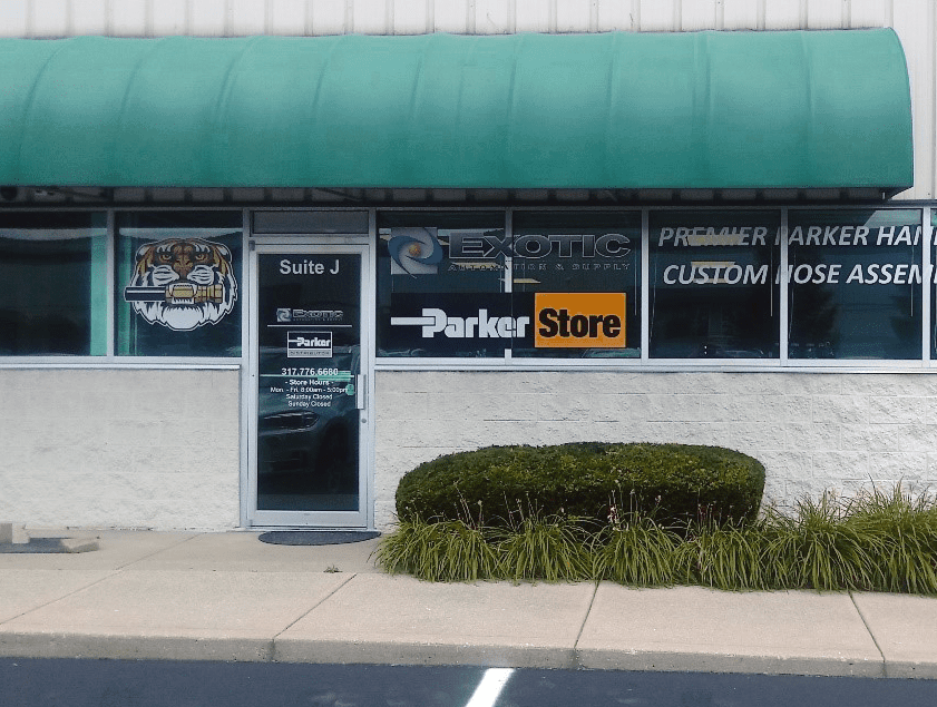 Exotic Automation & Supply Opens ParkerStore in Indianapolis