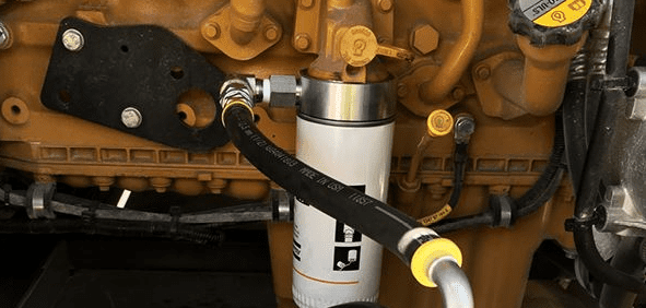 Parker QuickFit Oil Change System