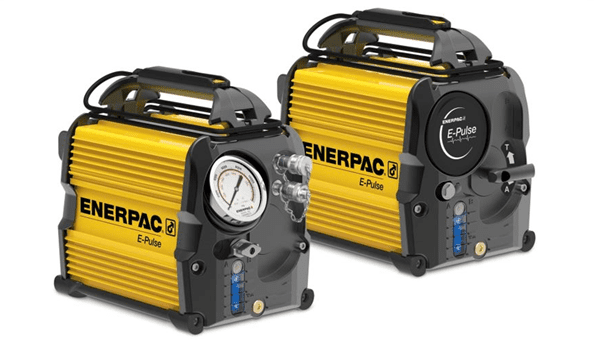 Enerpac's New E-Pulse Series Pump