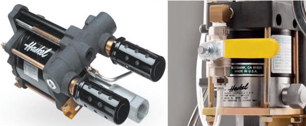 Haskel Air-Driven Liquid Pumps