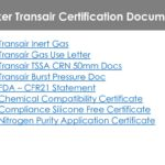 thumbnail of Certification Documents