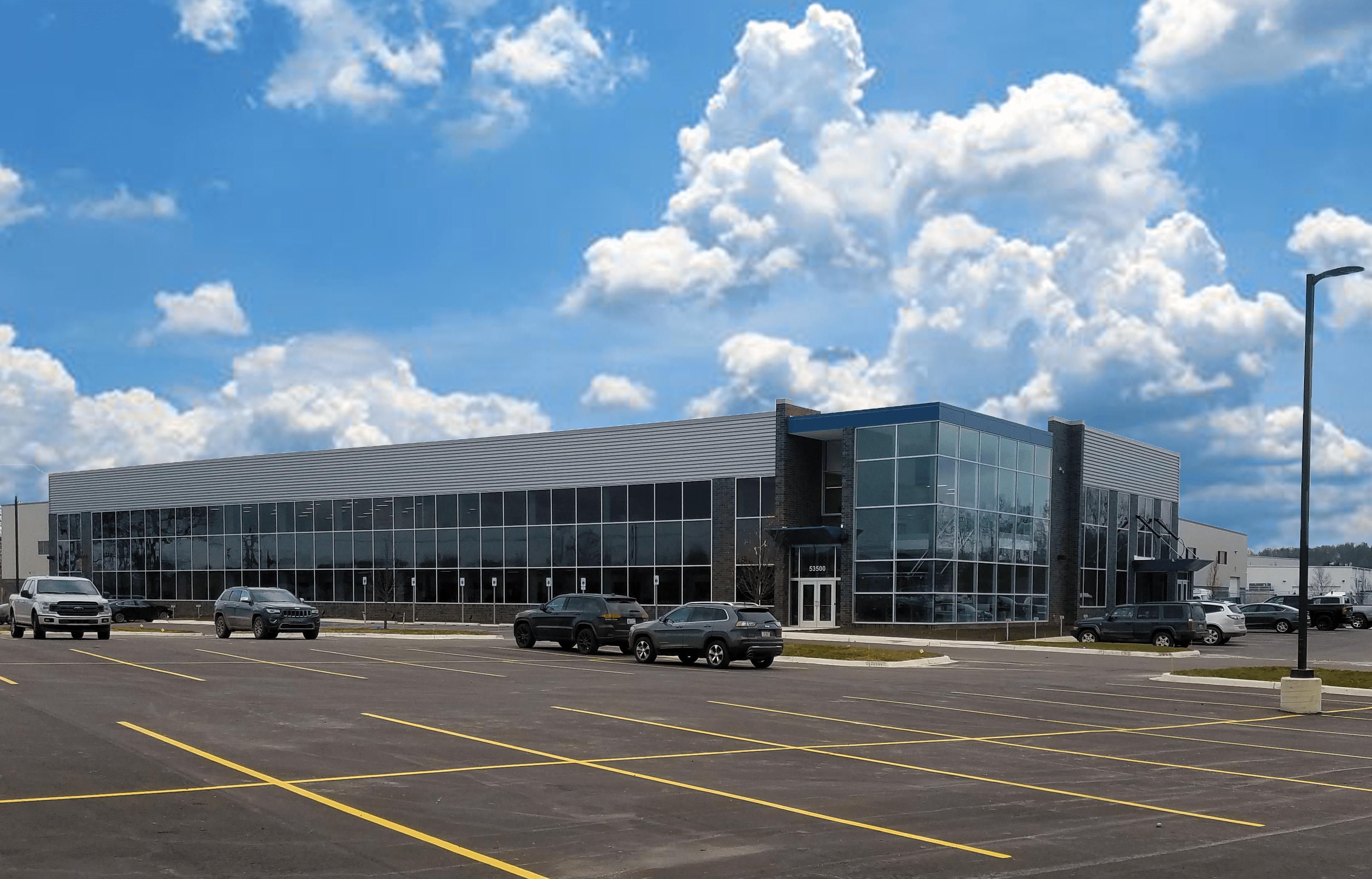 New Hudson – Headquarters