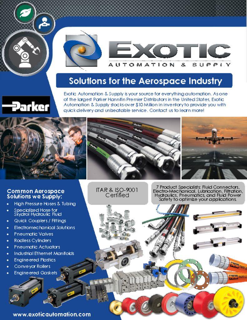 Aerospace Capabilities