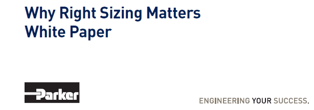 Why Right Sizing Matters