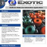 thumbnail of Urethane Rollers for Automotive Applications Case Study