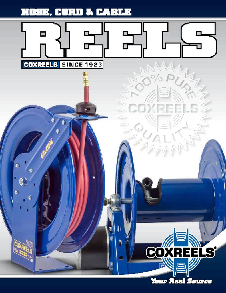 COXREELS Full Catalog