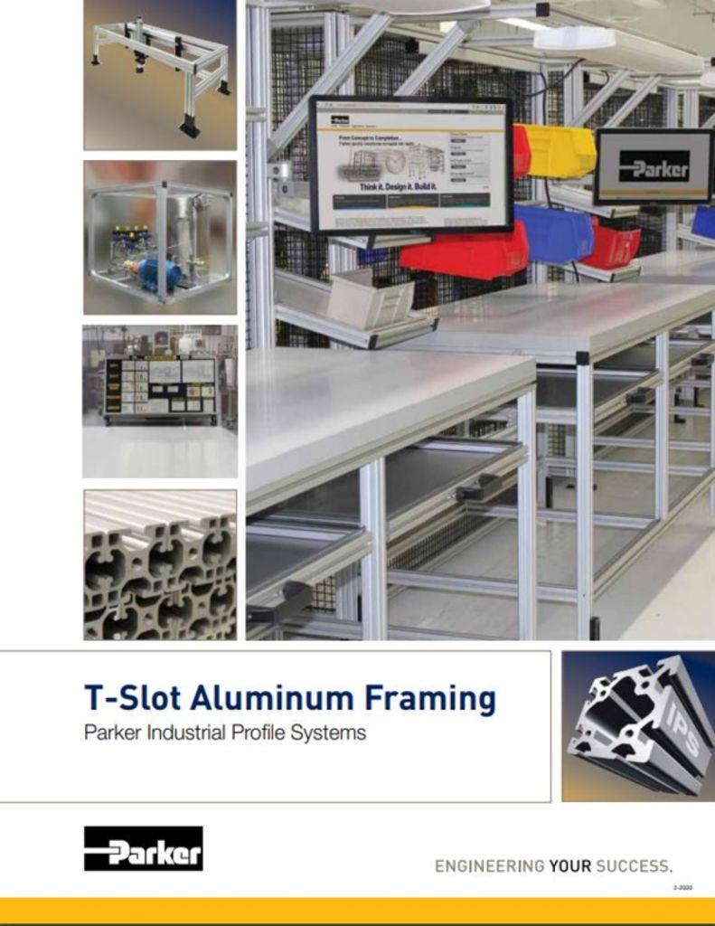 IPS T-Slot Aluminum Framing