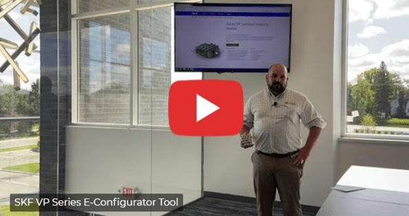 Learn About SKF's VP Series E-Configurator Tool