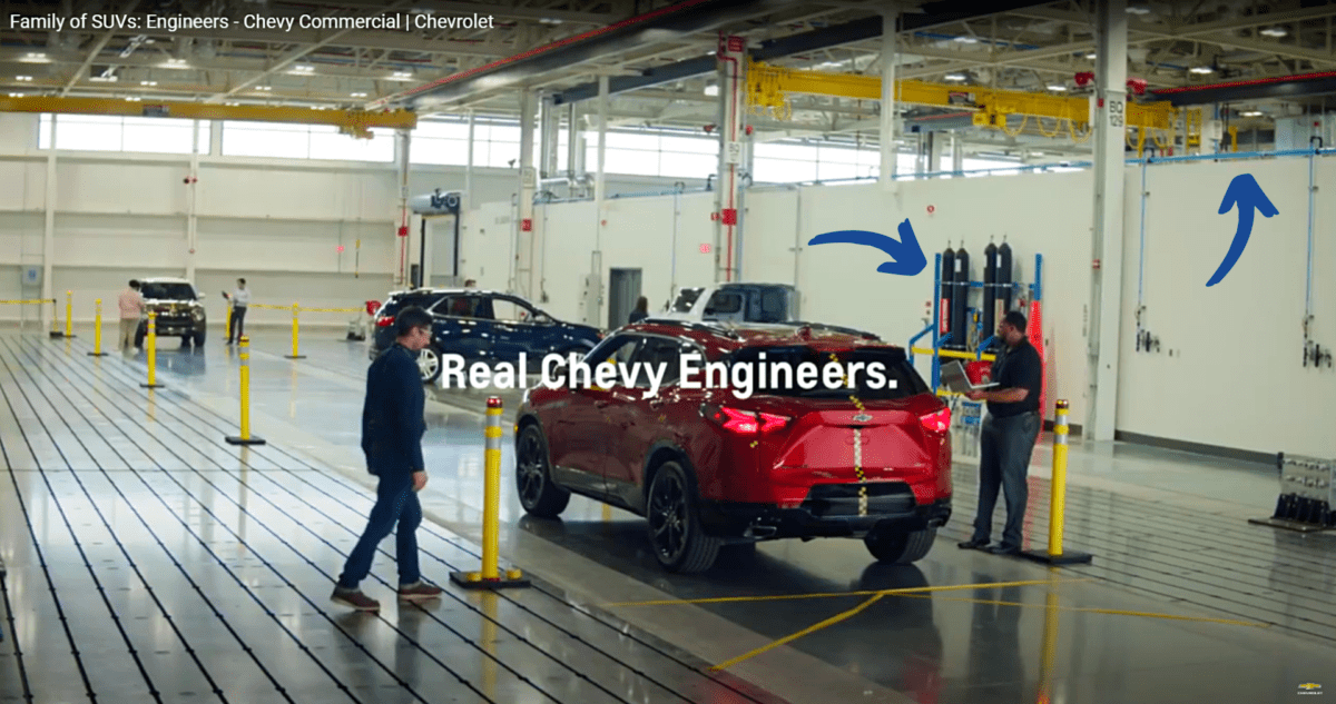Transair and Filtration Solutions Featured in the New Chevy Commercial!