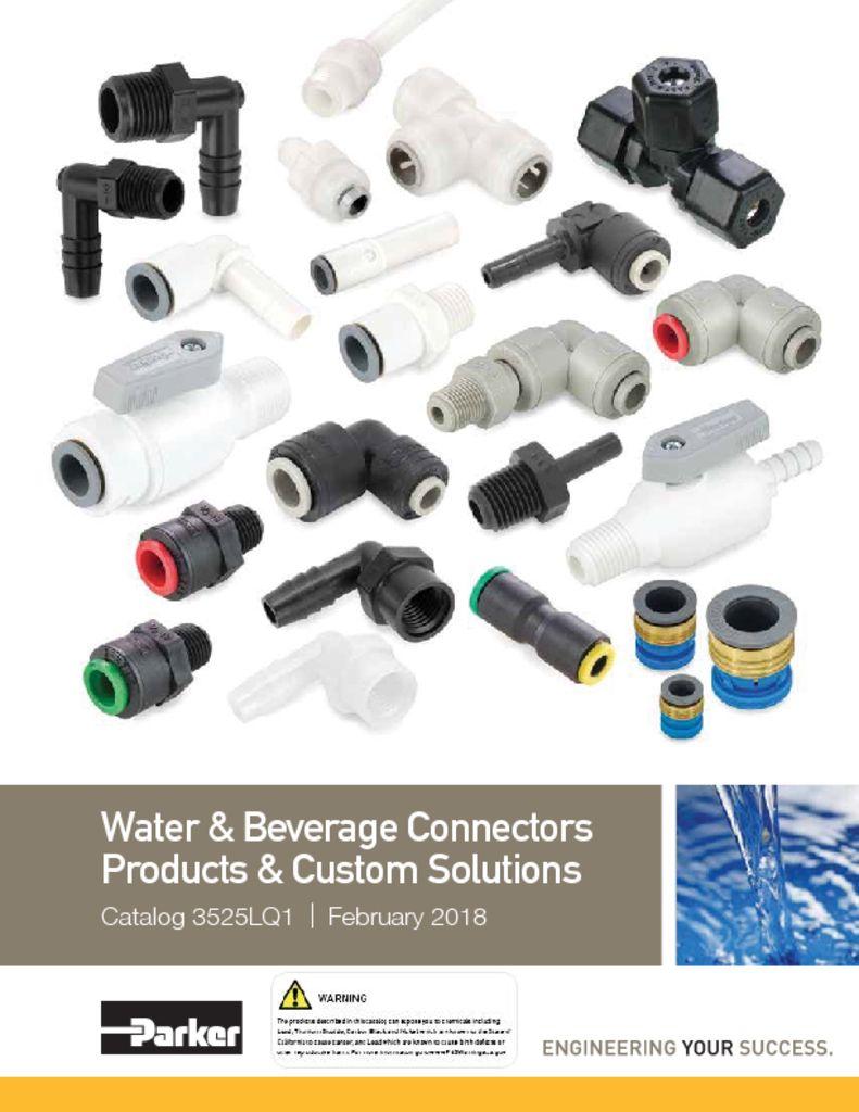 Water & Beverage Connectors