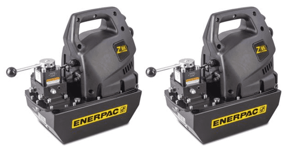 New Enerpac Hydraulic Post Tensioning Pumps