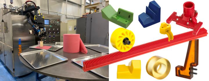 Custom Polyurethane Products from Exotic