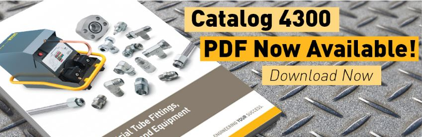 Download Parker's Updated Tube Fittings Catalog