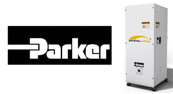 Parker CRYSTAL-AIRE® uv Ambient Air Purifier