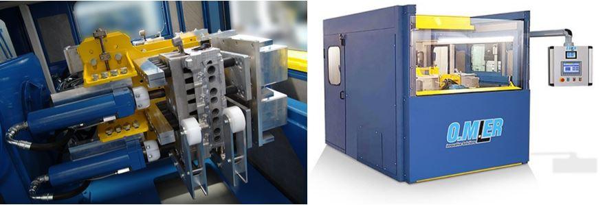OMLER De-Coring Machine DCB18